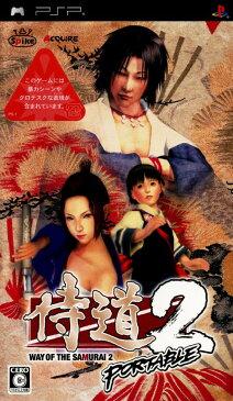 【中古】侍道2ポータブルソフト:PSPソフト/アクション・ゲーム