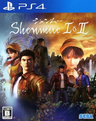 【中古】シェンムー I&IIソフト:プレイステーション4ソフト/アクション・ゲーム