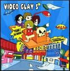 【中古】5.VIDEO GLAY 【DVD】/GLAYDVD/映像その他音楽