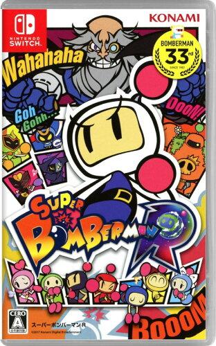SUPER BOMBERMAN Rソフト:ニンテンドーSwitchソフト/アクション・ゲーム