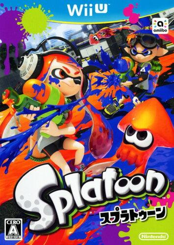 Splatoon(スプラトゥーン)ソフト:WiiUソフト/任天堂キャラクター・ゲーム