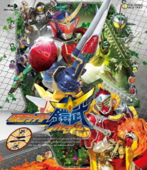 Kamen Rider gaim episode 1 2