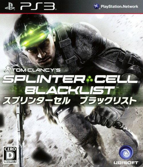 【中古】スプリンターセル ブラックリストソフト:プレイステーション3ソフト/アクション・ゲーム