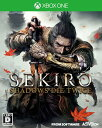 【中古】SEKIRO: SHADOWS DIE TWICEソ...