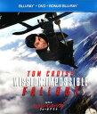 【中古】ミッション:インポッシブル/フォールアウト BD+DVDセット 【ブルーレイ】/トム・クルーズブルーレイ/洋画アクション
