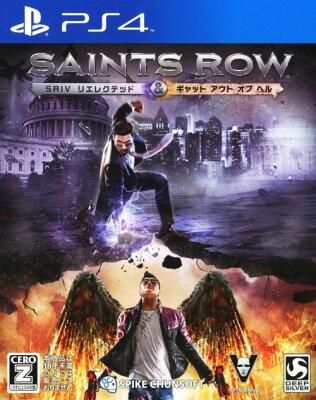 【中古】【18歳以上対象】Saints Row4 リエレクテッドソフト:プレイステーション4ソフト/アクション・ゲーム