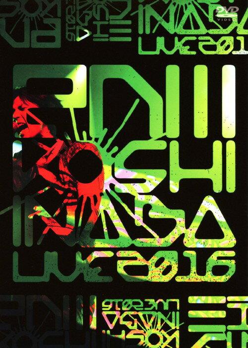邦楽, その他 Koshi Inaba LIVE 2016 en3 DVDDVD