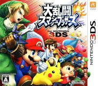 【中古】大乱闘スマッシュブラザーズ for ニンテンドー3DSソフト:ニンテンドー3DSソフト/任天堂キャラクター・ゲーム