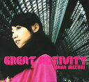 【中古】GREAT ACTIVITY(期間限定生産盤)(DVD付)/水樹奈々CDアルバム/アニメ