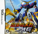 【中古】超操縦メカ MGソフト:ニンテンドーDSソフト/アクション・ゲーム