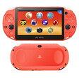 【中古】PlayStation Vita Wi−Fiモデル PCH−2000ZA24 ネオン・オレンジPSVita ゲーム機本体