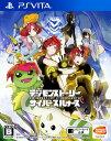 【中古】デジモンストーリー サイバースルゥースソフト:PSVitaソフト/ロールプレイング・ゲーム