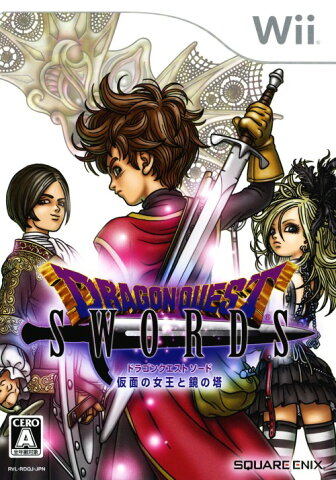 【中古】ドラゴンクエストソード 仮面の女王と鏡の塔ソフト:Wiiソフト/ロールプレイング・ゲーム