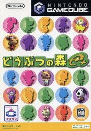 【中古】どうぶつの森e+ (ソフトのみ)ソフト:ゲームキューブソフト/任天堂キャラクター・ゲーム