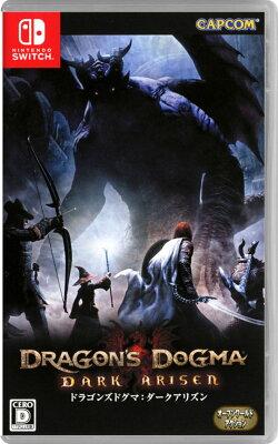 【中古】ドラゴンズドグマ:ダークアリズンソフト:ニンテンドーSwitchソフト/アクション・ゲーム