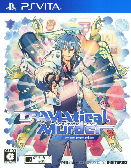 プレイステーション・ヴィータ, ソフト DRAMAtical Murder recode:PSVita