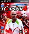 【中古】Top Spin4ソフト:プレイステーション3ソフト/スポーツ・ゲーム