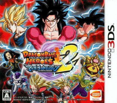 【中古】ドラゴンボールヒーローズ アルティメットミッション2ソフト:ニンテンドー3DSソフト/マンガアニメ・ゲーム