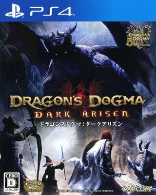 【中古】ドラゴンズドグマ:ダークアリズンソフト:プレイステーション4ソフト/アクション・ゲーム