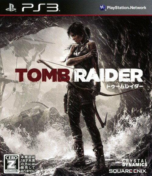 【中古】【18歳以上対象】トゥームレイダーソフト:プレイステーション3ソフト/アクション・ゲーム