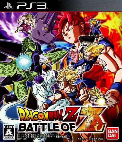 プレイステーション3, ソフト Z BATTLE OF Z:3