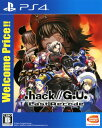 【SOY受賞】【中古】.hack//G.U. Last Recode Welcome Price!!ソフト:プレイステーション4ソフト/ロールプレイング・ゲーム