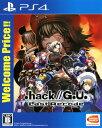 【中古】.hack//G.U. Last Recode Welcome Price!!ソフト:プレイステーション4ソフト/ロールプレイング・ゲーム