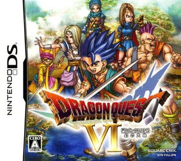 【中古】ドラゴンクエストVI 幻の大地ソフト:ニンテンドーDSソフト/ロールプレイング・ゲーム