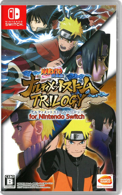 Nintendo Switch, ソフト NARUTO for Nintendo Switch:Switch