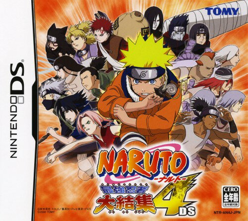 Nintendo DS, 周辺機器 NARUTO 4DS:DS