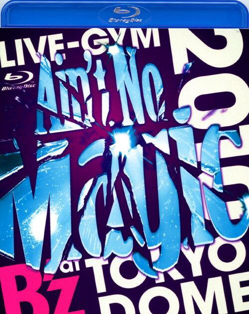 邦楽, その他 Bz LIVE-GYM 2010 Aint No Magic at Bz