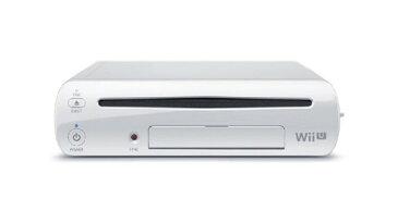 【中古・箱説なし・付属品なし・傷なし】Wii U プレミアム セット (shiro)Wii U ゲーム機本体