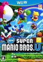 【中古】New スーパーマリオブラザーズUソフト:WiiUソフト/任天堂キャラク