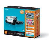 【中古・箱無・説明書有】Wii U すぐに遊べるファミリープレミアムセット (クロ) (同梱版)Wii U ゲーム機本体
