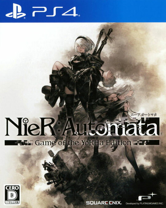 プレイステーション4, ソフト NieRAutomata Game of the YoRHa Edition:4