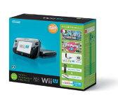 【中古】Wii U すぐに遊べるファミリープレミアムセット+Wii Fit U (クロ) (限定同梱版)Wii U ゲーム機本体