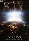 【中古】ACIDMAN/and world tour final 20060409/ACIDMANDVD/映像その他音楽