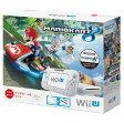 【中古】Wii U マリオカート8 セット シロ (同梱版)Wii U ゲーム機本体