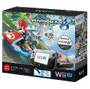 【箱説あり・付属品あり・傷なし】Wii U マリオカート8 セット クロ (同梱版)Wii U ゲー ...