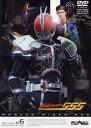 【中古】6.仮面ライダー555(ファイズ) 【DVD】/半田健人DVD/特撮