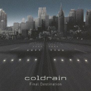 【中古】Final Destination/coldrain