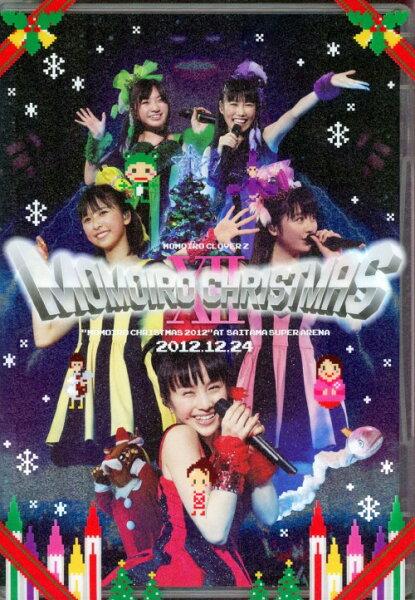 中古 初限)ももいろクロ…/ももいろクリスマス2012BOX DVD /ももいろクローバーZDVD/映像その他音楽