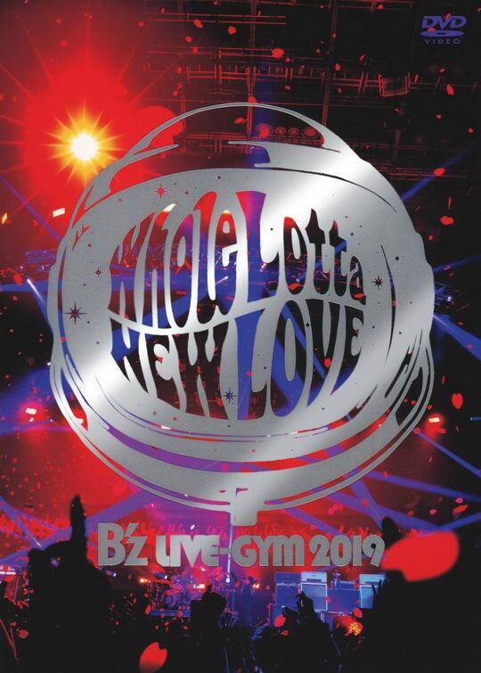 邦楽, その他 Bz LIVE-GYM 2019-Whole Lotta NEW LOVE- DVDBzDVD