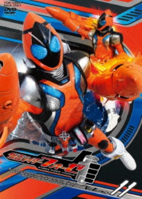 Kamen Rider fourze DVD 11 DVDDVD