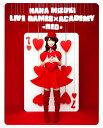 【中古】NANA MIZUKI LIVE GAMES×ACADEMY -RED- 【ブルーレイ】/水樹奈々ブルーレイ/映像その他音楽