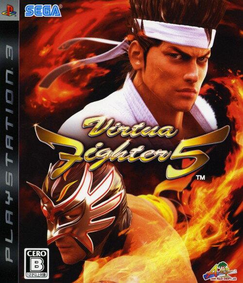 【中古】Virtua Fighter5ソフト:プレイステーション3ソフト/アクション・ゲーム