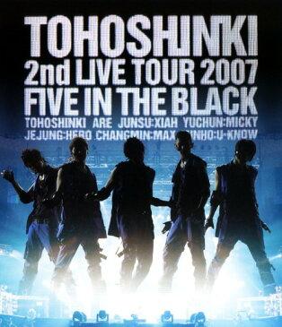 【中古】東方神起/2nd LIVE TOUR 2007 Five in… 【ブルーレイ】/東方神起
