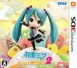【中古】初音ミク Project mirai 2ソフト:ニンテンドー3DSソフト/リズムアクション・ゲーム