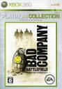 【中古】バトルフィールド:バッドカンパニー Xbox360 プラチナコレクションソフト:Xbox360ソフト/シューティング・ゲーム