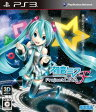 【中古】初音ミク −Project DIVA− Fソフト:プレイステーション3ソフト/リズムアクション・ゲーム